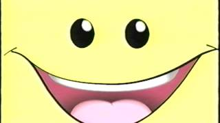Nick Jr. Face Makes Different Faces (HQ Reupload)