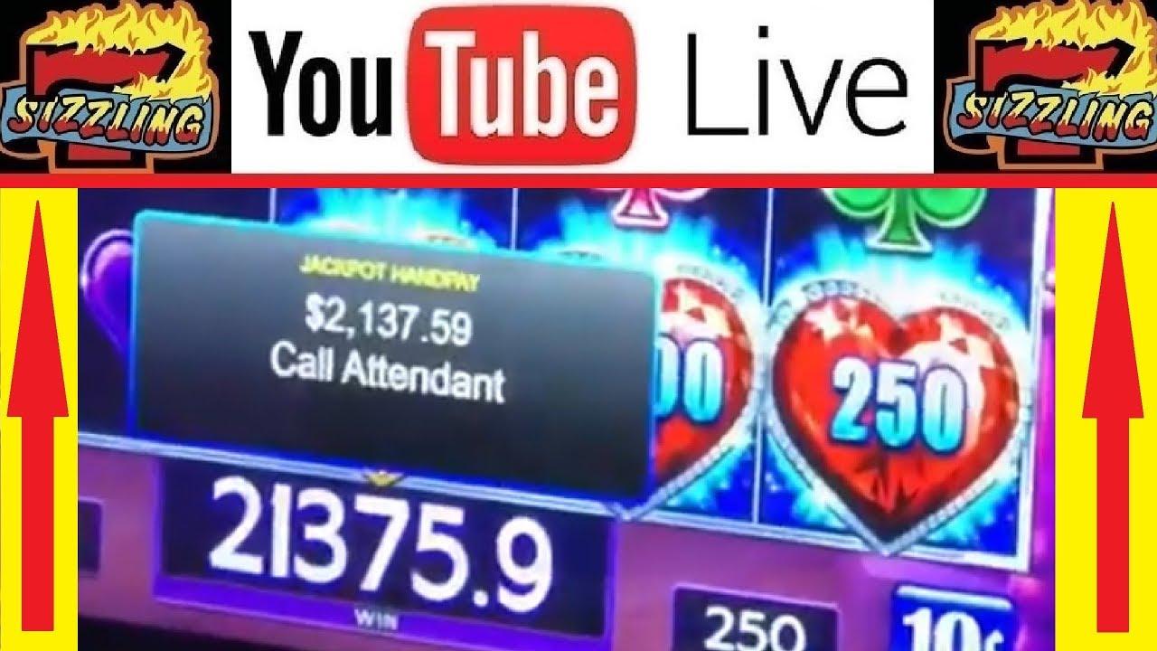 JACKPOT HAND PAY LOCK it LINK Group Pull 🎰 Las Vegas CASINO Slot ...