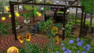 Stones Throw Greenhouse - Sims 3 Store