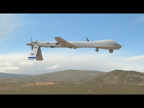 Air Force Remotely Piloted Aircraft