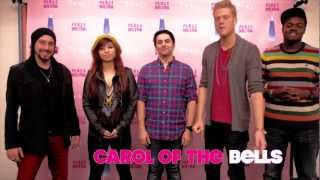 Pentatonix Carol Of The Bells Perez Hilton Performance