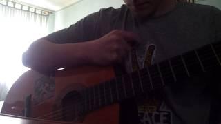 Макс Корж - Мотылёк(Видео урок)