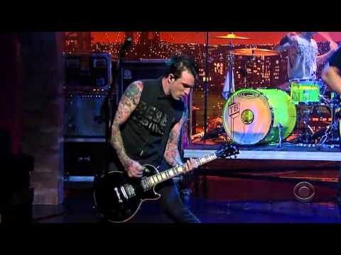 +44- When your heart stops beating (live on David Letterman)