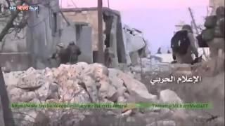 القوات السورية تتقدم على عدة جبهات في حلب