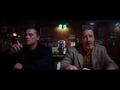 Departed movie - bar scene