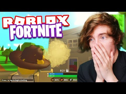 THIS GAME COULD BEAT JAILBREAK! (Roblox Fortnite in Roblox Gameplay)