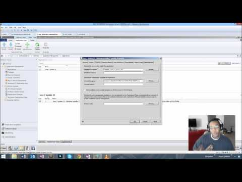 Creating Applications in SCCM 2012