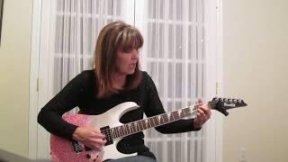 Halloween Song Guitar Tutorial