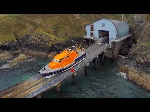 RNLI Lizard Lifeboat Station