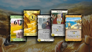 Dominion Online Play-Through