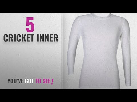 Top 10 Cricket Inner [2018]: Cricket Skin Inner / Rash Guard / Compression Wear in White Color