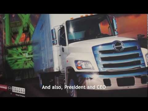 Oakland County International Business - Hino Motor Manufacturing