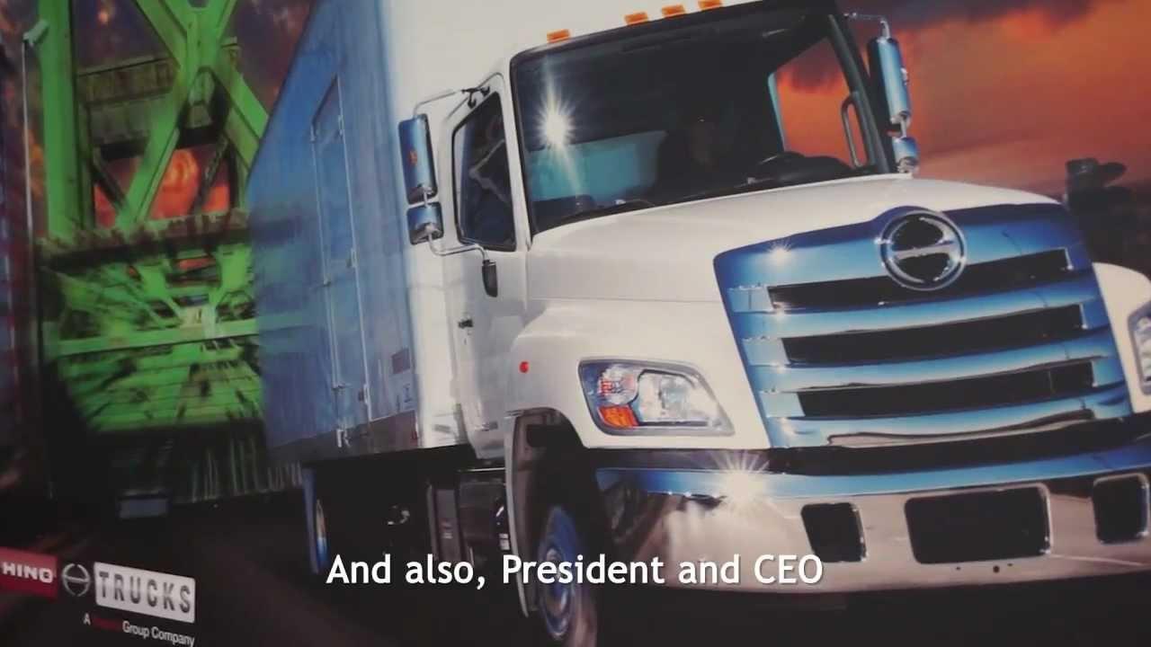 Oakland County International Business Hino Motor
