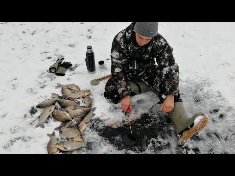 Рыбалка зимой 2019