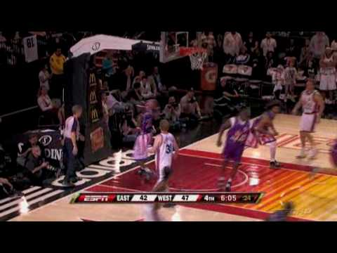2009 NBA Celebrity All Star Game Highlights
