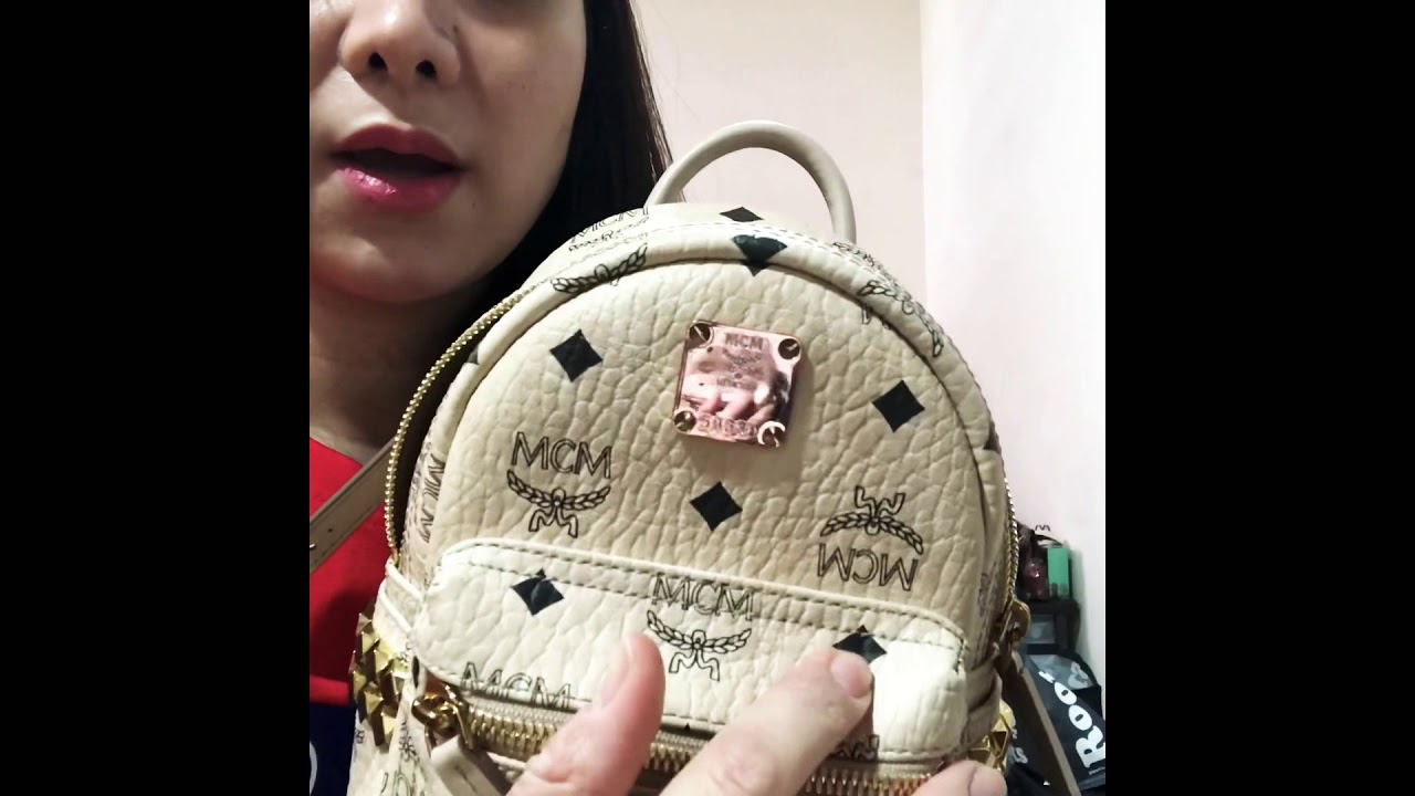 How To Spot Fake Mcm Bag