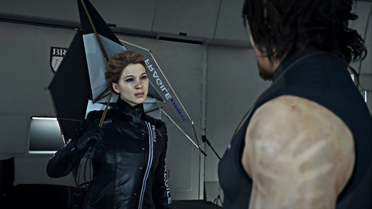 Death Stranding Fragile Explains How Her Dooms Powers Work Youtube Accidentally took the bomb to x and blew up the city before finding fragile? death stranding fragile explains how her dooms powers work