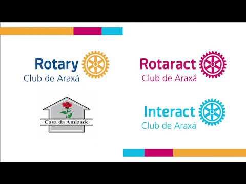 Rotary e parceiros doam água mineral para a Santa Casa de Araxá