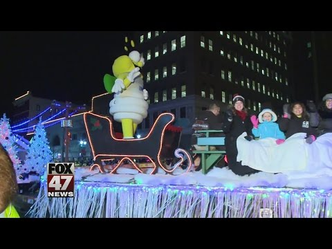 LIVE broadcast of Silver Bells' Electric Light Parade on FOX 47