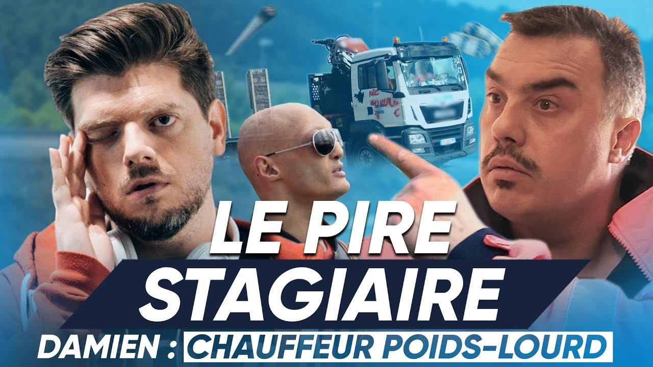 Download Le Pire Stagiaire : le chauffeur poids lourd (version longue)