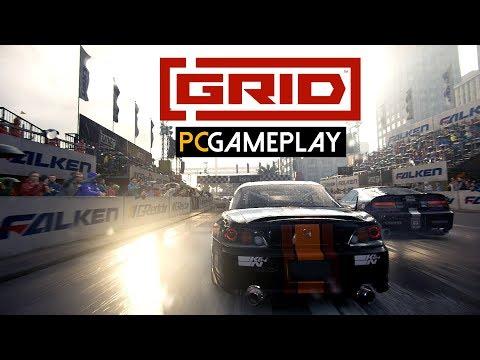GRID (2019) Gameplay (PC HD)
