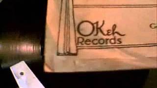 Louis Armstrong Beau Koo Jack OKEH 8680