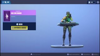 SHOP FORTNITE 1 January 2019