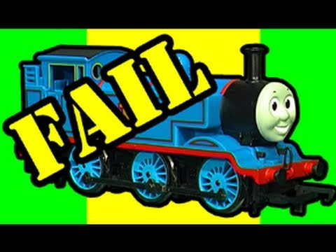 Hornby Thomas Fail – Where are my Traction Tyres?