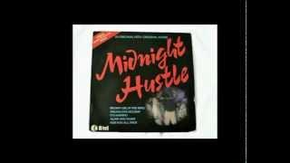 Midnight Hustle 1978 compilation album from K-tel