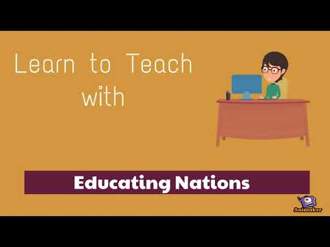 Educating Nations : How To Teach