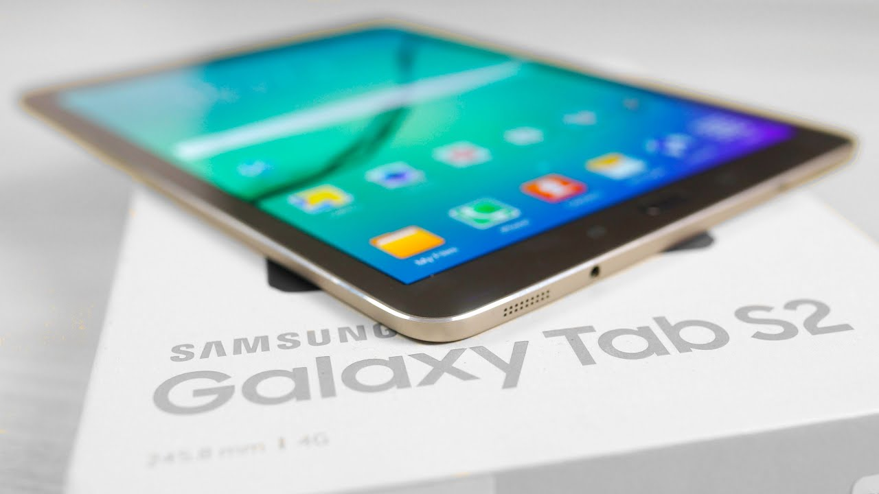 galaxy tab s2 9 7 unboxing hands on youtube. Black Bedroom Furniture Sets. Home Design Ideas