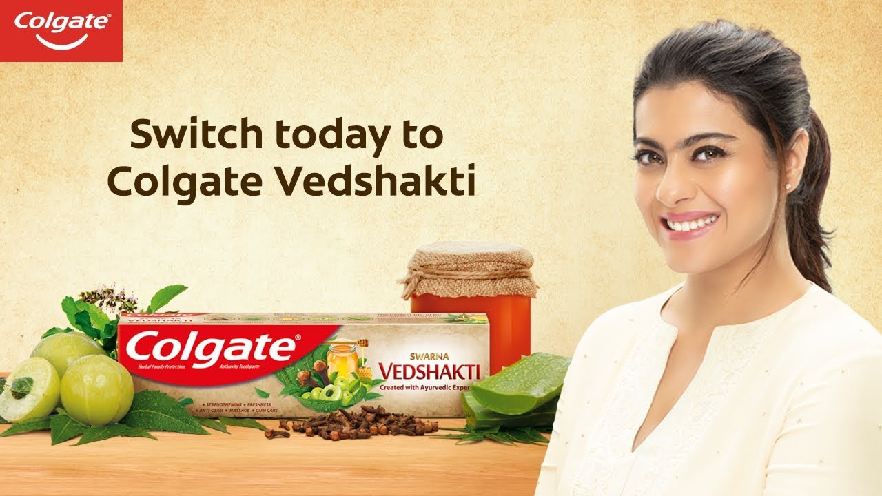 Switch to Colgate Vedshakti today - Hindi - YouTube