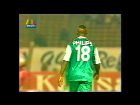 Semi Final Liga Kansas 1997 Persebaya Surabaya Vs PSM