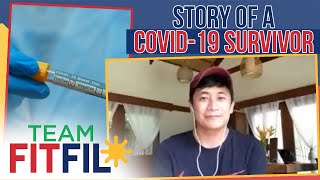 The Story of a Filipino COVID-19 Survivor | Team FitFil Episode 6