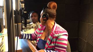 Teddy and Tina KJLH Interview Part 2