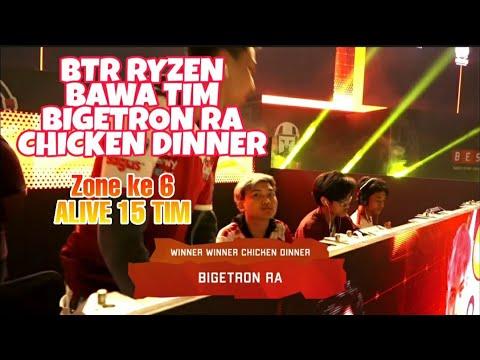 BTR RYZEN, LUXXY, ZUXXY, MICROBOY CHIKEN DINNER B.E.S.T Tournament 2019 - pubg mobile - 동영상
