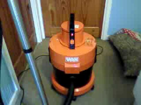 Vax 2100 Multifunction Vacuum Cleaner Carpet Washing De