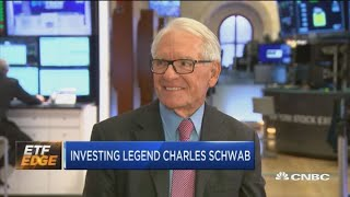 Watch CNBC's full interview with Charles Schwab