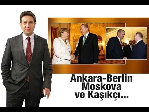 Batuhan Yaşar : Ankara Berlin Moskova ve Kaşıkçı