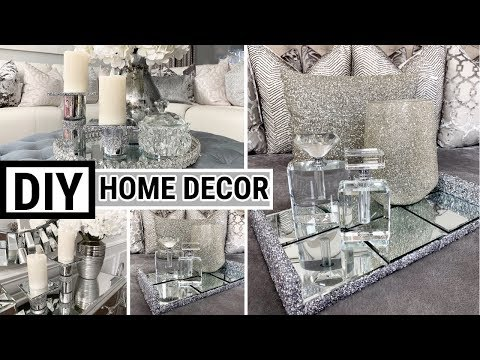 DIY Home Decor Ideas 2019 | Dollar Tree DIY Mirror Decor