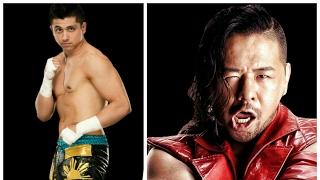 Shinsuke nakamura vs Tj perkins highlights