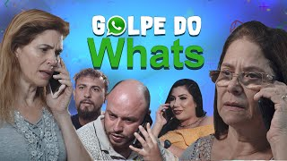 Golpe do Whats - Desconfinados (Erros no final)