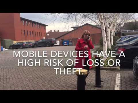Encryption scenarios – mobile devices