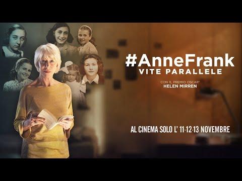 Risultati immagini per Annefrank. Vite parallele