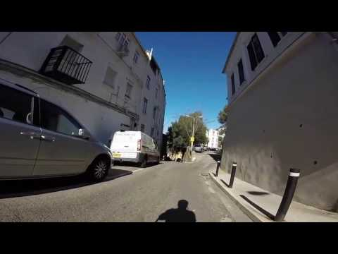 Gibraltar Bike Tour by Brompton - 2017