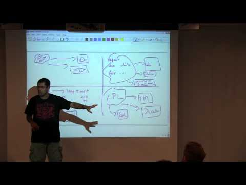 Programming Languages - Lecture 1