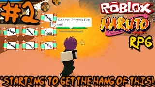 'Starting' to Get the Hang of This! | Roblox: Naruto RPG - Episode 2