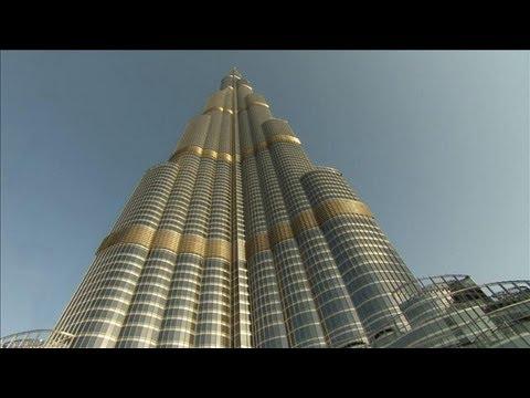 Google Maps Burj Khalifa Skyscraper | Burj Khalifa Tower | Burj Dubai Video