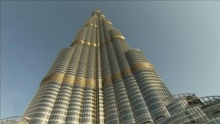 Google Maps Burj Khalifa Skyscraper | Burj Khalifa Tower | Burj Dubai Video