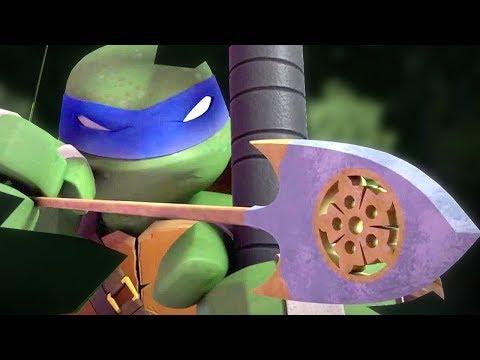 Teenage Mutant Ninja Turtles Legends - Part 35